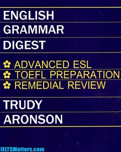 دانلود رایگان کتاب English Grammar Digest