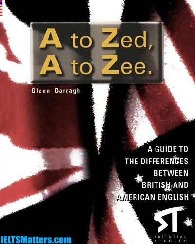 دانلود رایگان کتاب A Guide to British and American English