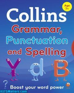 دانلود رایگان کتاب Collins Primary Grammar, Punctuation And Spelling