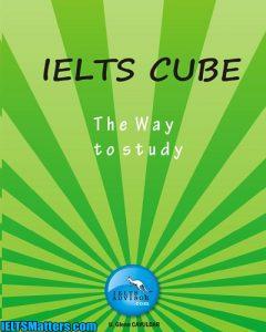 دانلود رایگان کتاب IELTS Cube. The Way to Study
