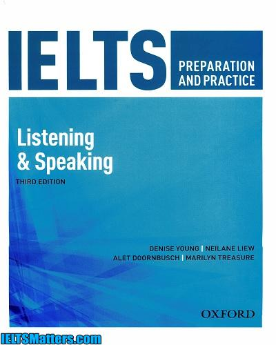 دانلود رایگان کتاب IELTS Preparation-Listening and Speaking