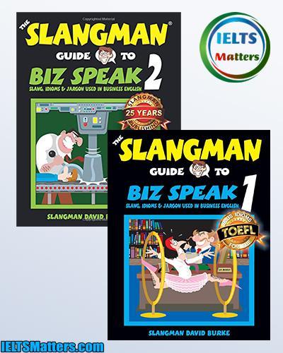 دانلود رایگان کتاب های 2-1 Slangman Biz Speak