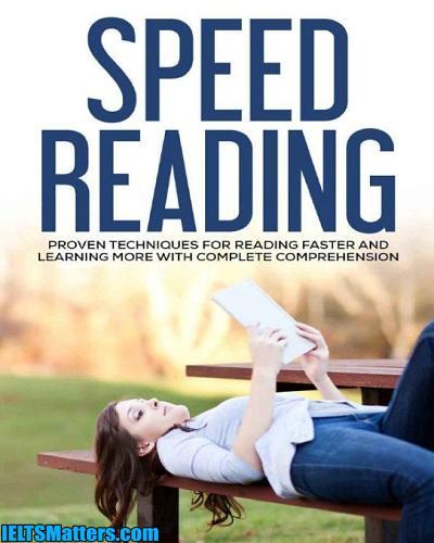 دانلود رایگان کتاب Speed Reading