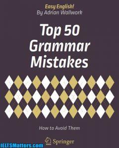 دانلود رایگان کتاب Top 50 Grammar Mistakes- How to Avoid Them