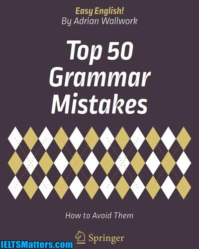 دانلود رایگان کتاب Top 50 Grammar Mistakes- How to Avoid Them