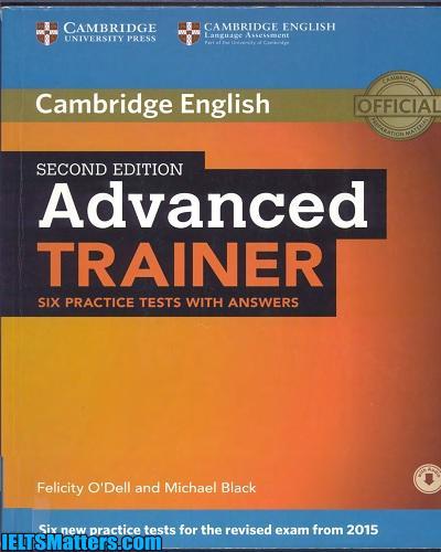دانلود رایگان کتاب Advanced Trainer 6 Practice Tests