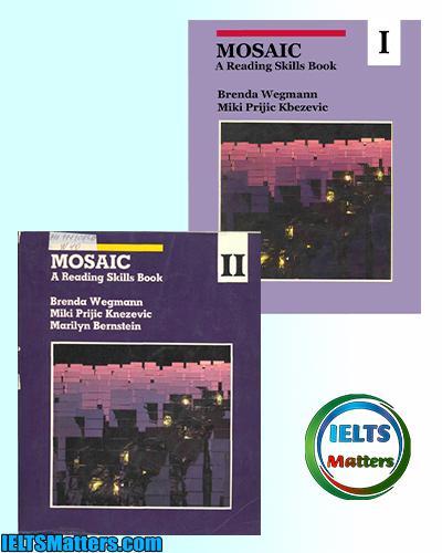 دانلود رایگان کتاب Mosaic: A Reading Skills Book 1+2