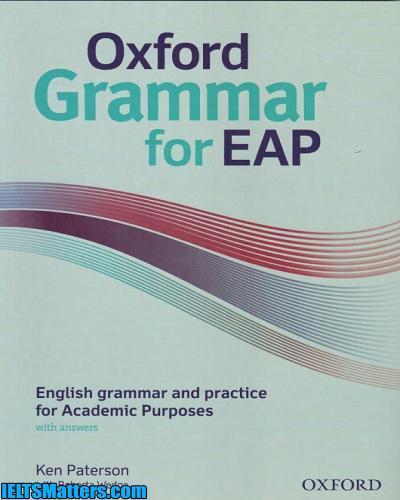 دانلود رایگان کتاب Oxford Grammar for EAP