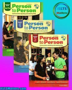 دانلود رایگان مجموعه کتاب های Person to Person