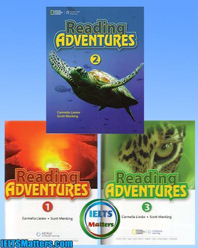 دانلود رایگان مجموعه کتاب های Reading Adventures
