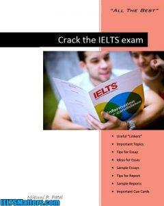 دانلود رایگان کتاب Crack the IELTS Exam