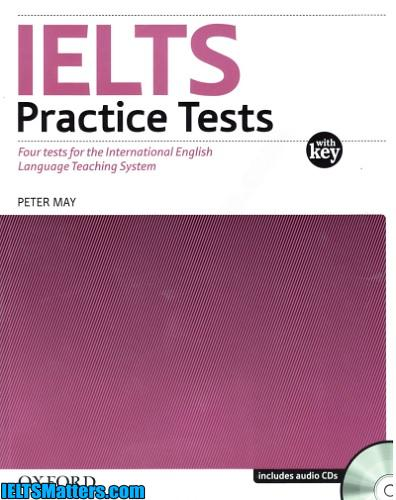 دانلود رایگان کتاب Oxford IELTS Practice Tests with Explanatory