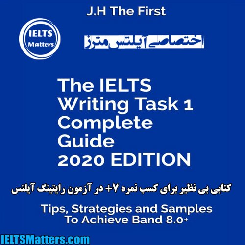 دانلود کتاب The IELTS Writing Task 1-Task 2 Complete Guide 2020 EDITION