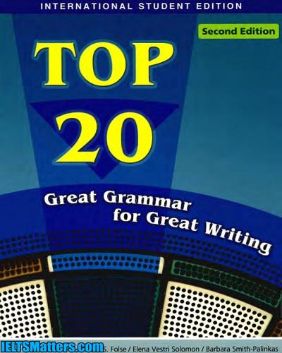 دانلود رایگان کتاب Top 20 Great Grammar for Great Writing