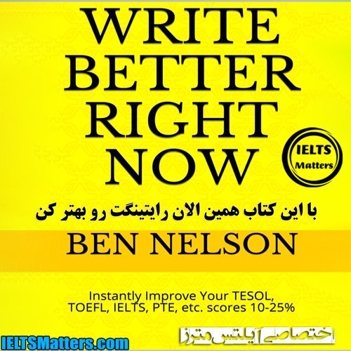 دانلود کتاب Write Better Right Now