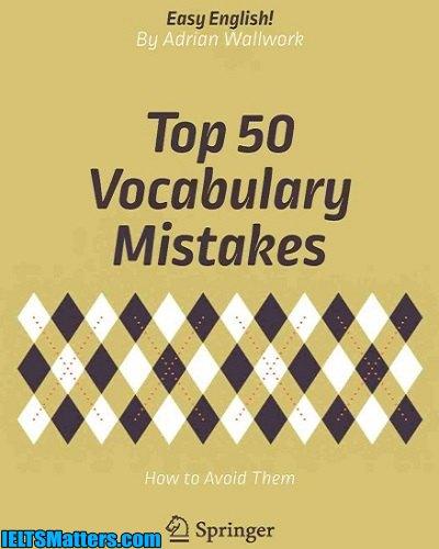 دانلود رایگان کتاب Top 50 Vocabulary Mistakes