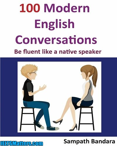 دانلود رایگان کتاب 100Modern English Conversations Be fluent like a native speaker