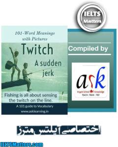 دانلود رایگان کتاب 101Vocabulary for IELTS-Words and Their Meanings With Pictures for IELTS Test Takers