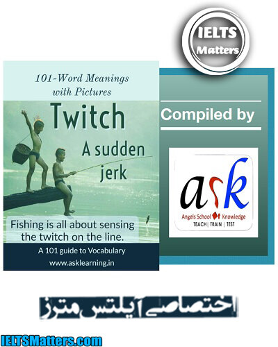 دانلود رایگان کتاب 101Vocabulary for IELTS-Words and Their Meanings With Pictures for IELTS Test Takers