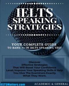 دانلود رایگان کتاب IELTS Speaking Strategies Your Complete Guide To Band 7+ In IELTS Speaking Test
