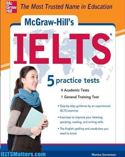 دانلود رایگان کتاب McGraw-Hill's IELTS