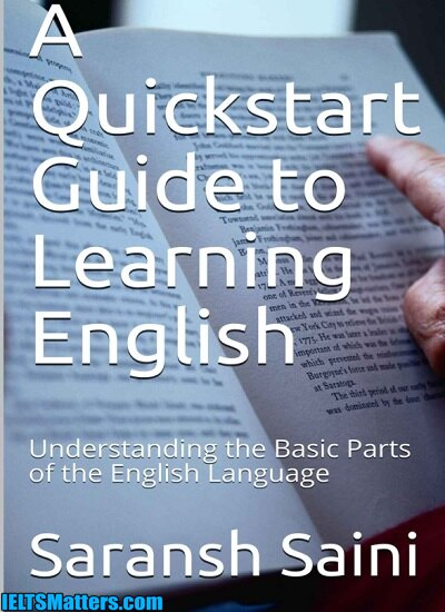 دانلود کتاب A Quickstart Guide to Learning English Understanding the Basic Parts of the English Language