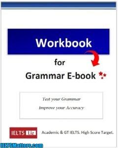 دانلود رایگان کتاب Grammar for IELTS Writing Task 2 by Liz
