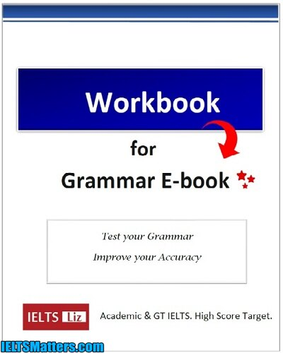 دانلود رایگان کتاب Grammar for IELTS Writing Task 2 by Liz