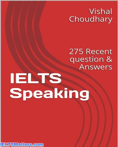 دانلود رایگان IELTS Speaking 275 Recent Question & Answers