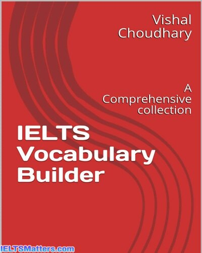 دانلود رایگان کتاب IELTS Vocabulary Builder-A Comprehensive collection