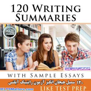 دانلود کتاب 120Writing Summaries