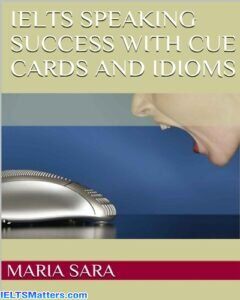 دانلود رایگان کتاب IELTS Speaking Success with Cue Cards and Idioms