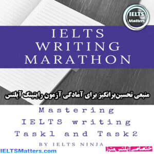 دانلود کتاب IELTS Writing Marathon-Mastering IELTS Writing Task1 and Task2