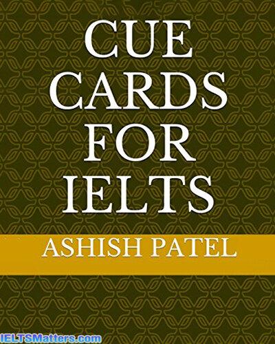 دانلود رایگان کتاب CUE CARDS FOR IELTS