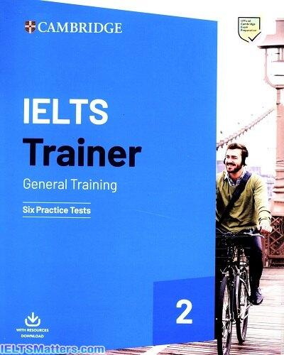دانلود رایگان کتاب IELTS Trainer 2 نسخه General