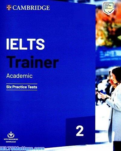 دانلود رایگان کتاب IELTS Trainer 2 نسخه Academic