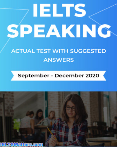 دانلود رایگان کتاب IELTS-Speaking-Actual-Tests-September-December-2020