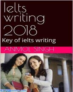 دانلود رایگان کتاب IELTS Writing 2018 Key of IELTS Writing