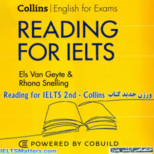 دانلود کتاب Reading for IELTS 2nd - Collins