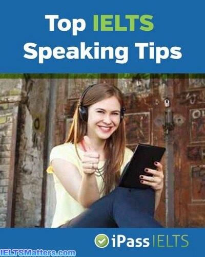 دانلود رایگان کتاب Top IELTS Speaking Tips By Wellbird Education Lda