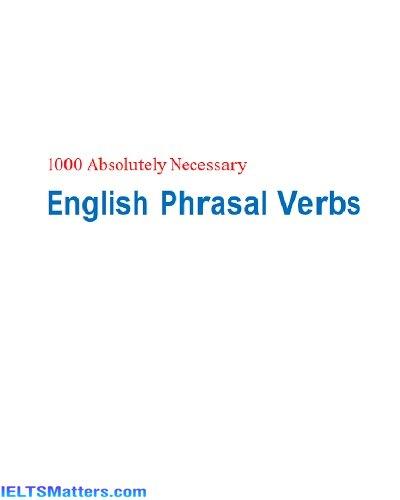 دانلود رایگان کتاب 1000 Phrasal Verbs