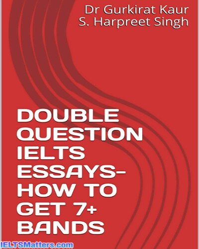 دانلود رایگان کتاب DOUBLE QUESTION IELTS ESSAYS- HOW TO GET 7+ BANDS