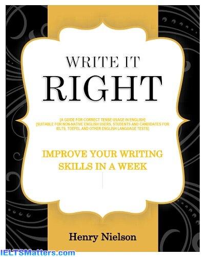 دانلود رایگان کتاب Write It Right
