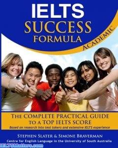 دانلود کتاب IELTS Success Formula Academic