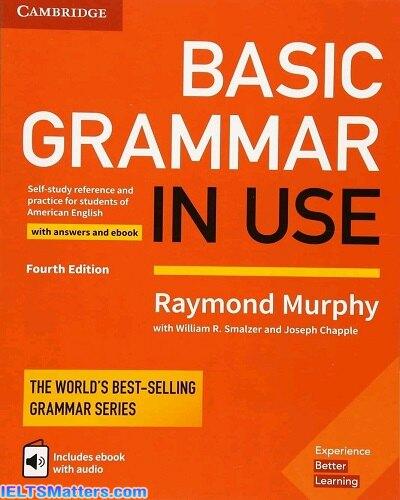 دانلود رایگان ویرایش چهارم کتاب Basic Grammar in Use 4th