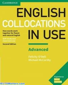 دانلود رایگان کتاب English Collocation in Use 2nd Edition-Advanced