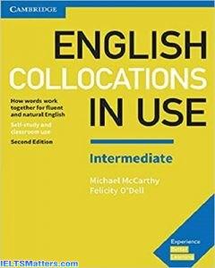 دانلود ورژن جدید English Collocation in Use 2nd Edition-Intermediate