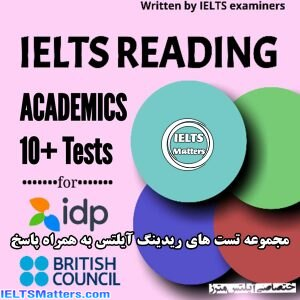 دانلود کتاب IELTS Reading Tests Booklet-IELTS BOOSTER