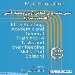 دانلود کتاب IELTS Reading, Academic and General Training