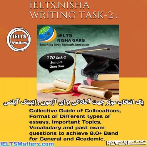 دانلود کتاب IELTS.Nisha General Writing Tasks 1 and 2